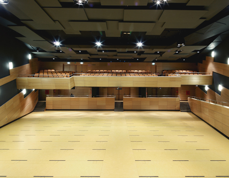 Auditorio alfredo kraus distec modular - Alfredo kraus auditorio ...