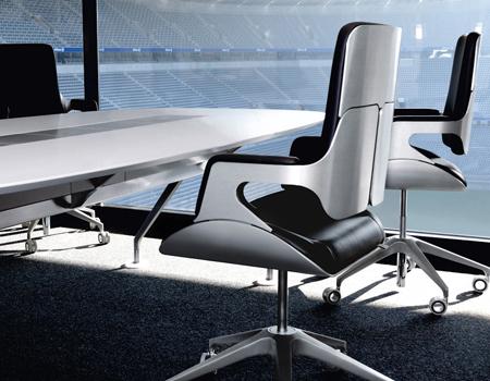 Mobiliario de Oficina - Interstuhl
