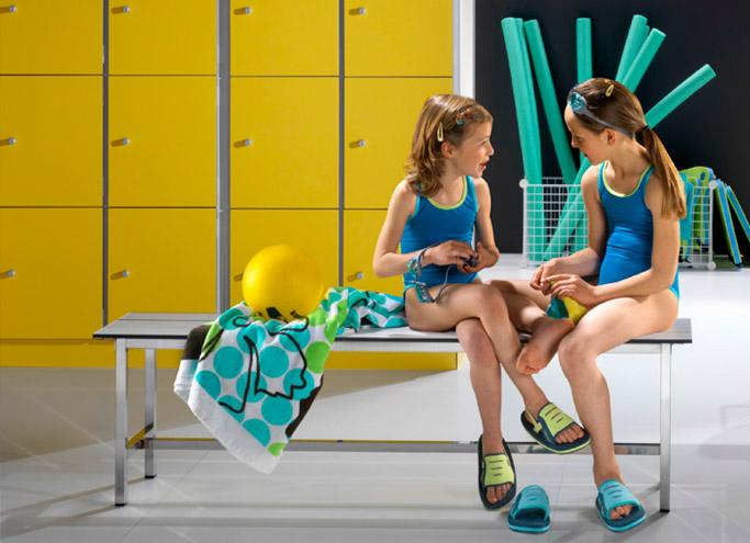 Productos - Mobiliario - Taquillas fenólicas