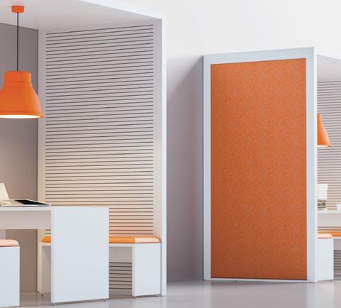 Catálogo Fantoni - Acoustic room