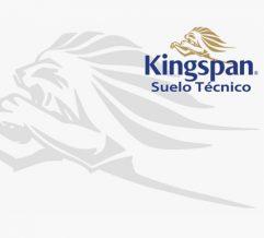 Kingspan suelo técnico